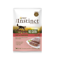 Inst Cat Wet Ng Adult Beef Pat 70G