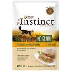 Inst Cat Wet Ng Adult Chicken Pat 70G
