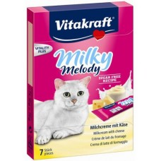 Snack Gato Milky Moments c/Queijo