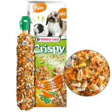 Crispy Sticks - Cenoura e Salsa - Coelho/Porq. da Índia 2x55g