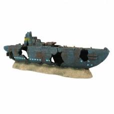 Decoração Grande Submarino