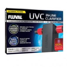 Filtro Fluval In-Line UVC Clarificador