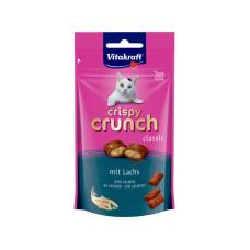 Snack Gato Crispy Crunch - Salmão