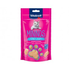 Snack Gato Mininos Salmão