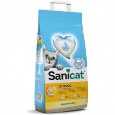 Areia Sanicat Classic s/cheiro