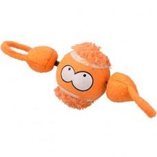 Bola com braços extensíveis para cão laranja