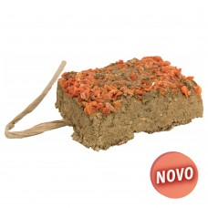 Pedra de Argila c/cenoura